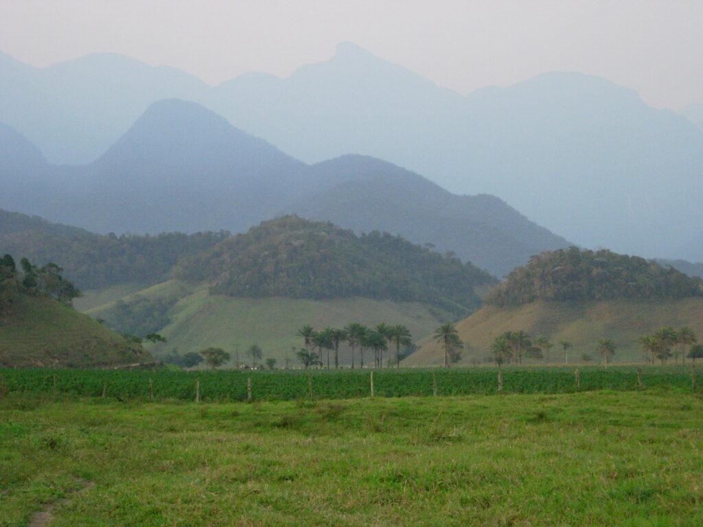 Guapiaçu valley. ©Rachel Walls.
