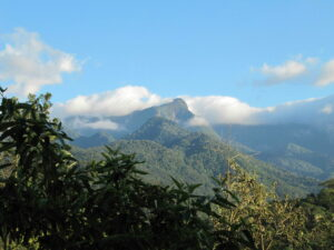 Mountains of RUGUA