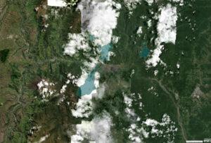 llanganates-sangay-map
